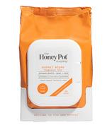 The Honey Pot Company Feminine Wipes Normal
