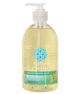 Nature Clean All Natural Liquid Soap Peppermint