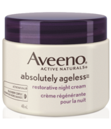 Aveeno Absolutely Ageless Restorative Night Cream