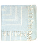 Stray & Wander Cove Turkish Towel Pastel Blue