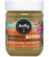 Healthy Crunch Salted Caramel SunSeed Butter