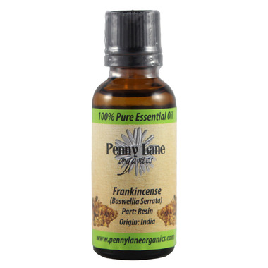 Penny Lane Organics Frankincense Essential Oil
