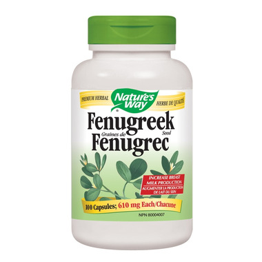 Nature\'s Way Fenugreek Seed