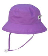 Puffin Gear Organic Cotton Camp Hat Purple