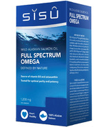 SISU Full Spectrum Omega Wild Alaskan Salmon Oil