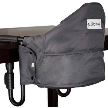 Guzzie & Guss Perch Hanging High Chair Charcoal