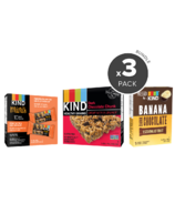 KIND 3pm Snack Pack Dark Chocolate Afternoon Bundle