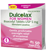 Dulcolax for Women 50's