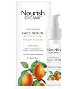 Nourish Organic Pure Hydrating Face Serum
