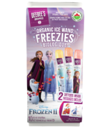 DeeBee's Disney Frozen II Organic Ice Wand Freezies