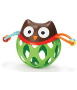 Skip Hop Explore & More Roll Around Rattle Roll Around Owl