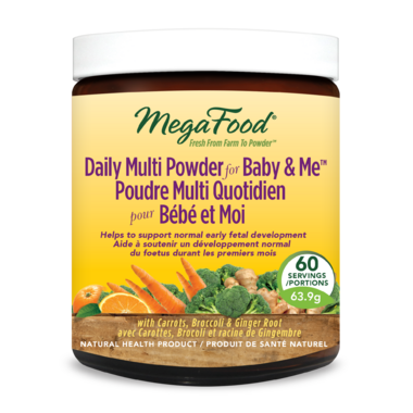 MegaFood Daily Multi Powder for Baby & Me