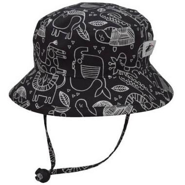 Puffin Gear Camp Hat Wild Black