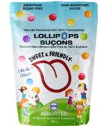 Sweet & Friendly Assorted Lollipops