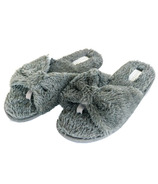 P.J. Salvage Flip Flop Fur Slides Grey