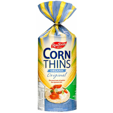 Corn Thins Organic Original
