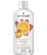 ATTITUDE Little Leaves Bubble Bath Mango