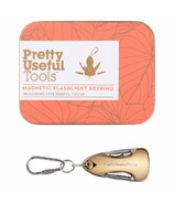 Pretty Useful Tools Magnetic Torch Keyring