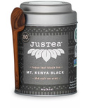 JusTea Loose Leaf Black Tea Mt. Kenya Black