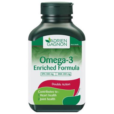 Adrien Gagnon Omega-3 Enriched Formula Tangerine Lime Flavour