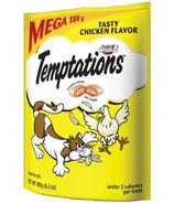 Whiskas Temptations Tasty Chicken Flavour Cat Treats