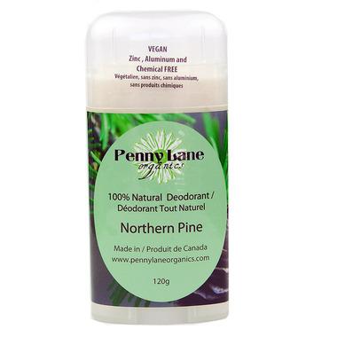 Penny Lane Organics Natural Deodorant Northern Pine