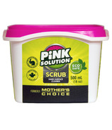 Pink Solution Scrub Cleaner Unscented