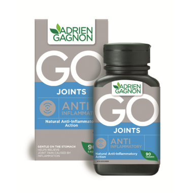 Adrien Gagnon GO Joints Anti-Inflammatory
