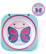 Skip Hop Zoo Tableware Melamine Bowl Butterfly