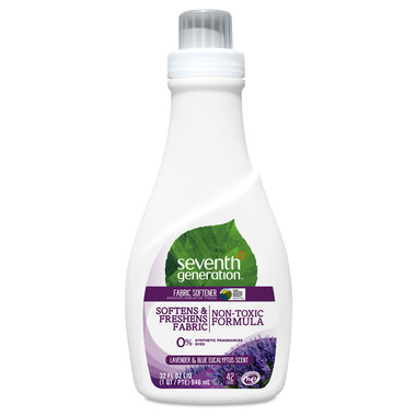 Seventh Generation Liquid Fabric Softener Blue Eucalyptus & Lavender