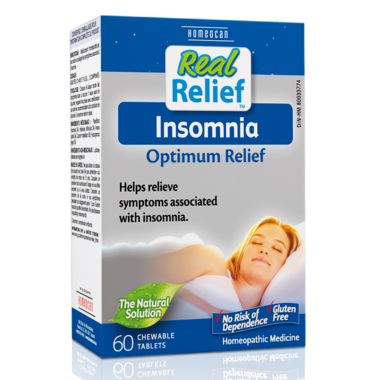Homeocan Real Relief Insomnia