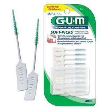 GUM Soft-Picks