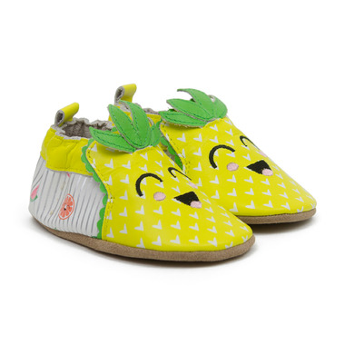 Robeez Soft Sole Pineapple