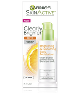 Garnier Clearly Brighter Brightening & Smoothing Daily Moisturizer SPF 15