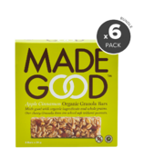 MadeGood Apple Cinnamon Organic Granola Bar Bundle