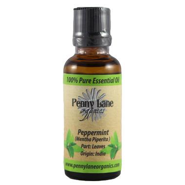Penny Lane Organics Peppermint Supreme Essential Oil