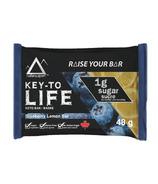 Key-To Life Keto Bar Blueberry Lemon