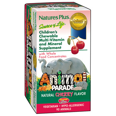Nature\'s Plus Animal Parade Children\'s Multivitamins