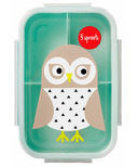 3 Sprouts Bento Box Owl
