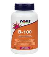 NOW Foods B-100 B Vitamins Blend