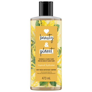 Love Beauty And Planet Coconut & Ylang Ylang Tropical Hydration Body Wash