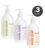 Sapadilla Hand Soap Trio Bundle