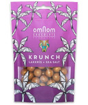 Omnom Krunch Lakkris + Sea Salt