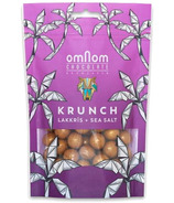 Omnom Krunch Lakkris + Sea Salt