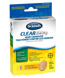 Dr. Scholl's Clear Away Wart Remover for Plantar Wart