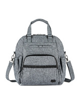 Lug Canter Convertible Tote Heather Grey