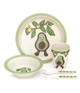 Jellycat Amuseables Avocado Bamboo Set