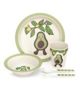 Jellycat Amuseables Avocado Bamboo Set