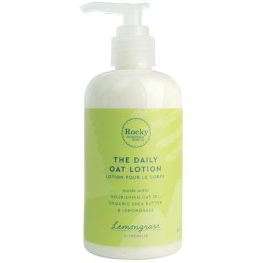 Rocky Mountain Soap Co. The Daily Oat Lotion Lemongrass
