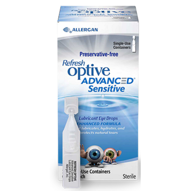 Refresh Optive Advanced Sensitive
